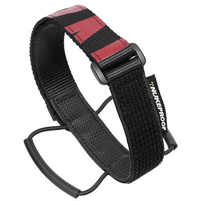 Nukeproof Horizon Enduro Strap Black Red 38cm