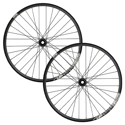 "NS Bikes Enigma Rock Boost MTB Wheelset 2018 Black 27.5"" (650b) 20mm-157x12mm"