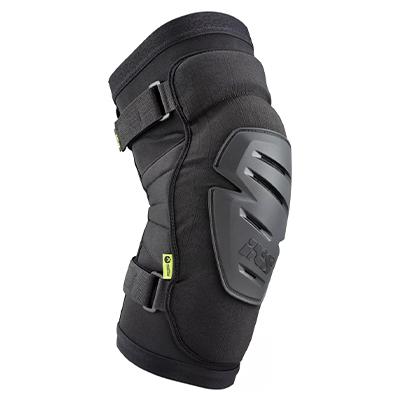 IXS Carve Race Knee Guard 2020 Black L