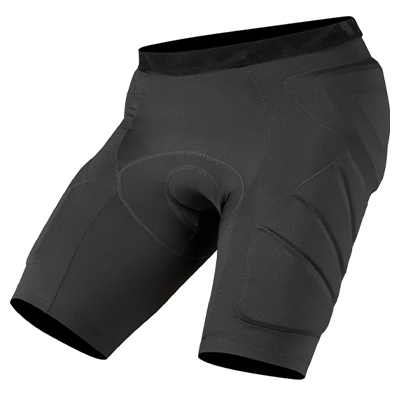 IXS Kid's Trigger Lower Protective Liner 2021 Grey M