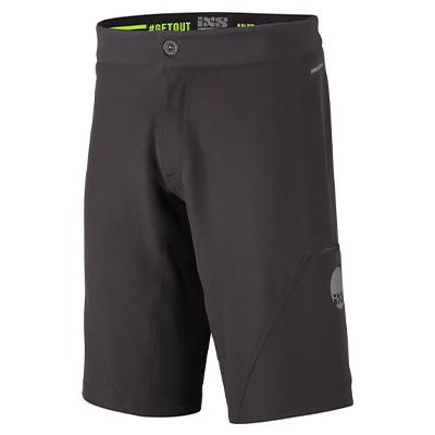 IXS Carve Evo Shorts Black S