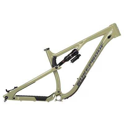 Nukeproof Reactor 275 Alloy Mountain Bike Frame 2021 Artichoke Green S