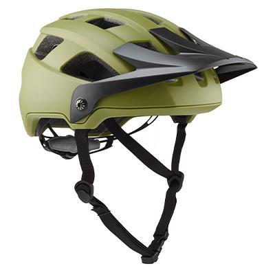Brand-X EH1 Enduro MTB Cycling Helmet Moss Green L