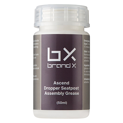 Brand-X Ascend Dropper Assembly Grease (50ml) Black