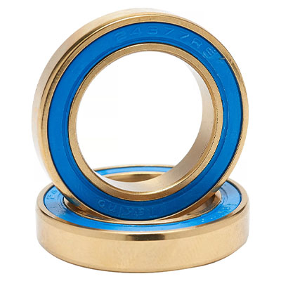 Bottom Bracket Bearings Gold MR2437 24x37x7