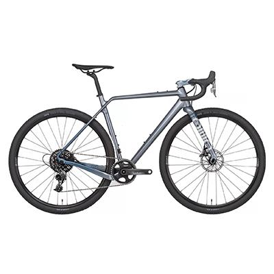 Rondo Ruut CF 1 Gravel Bike 2021 Grey - Slate L 700c