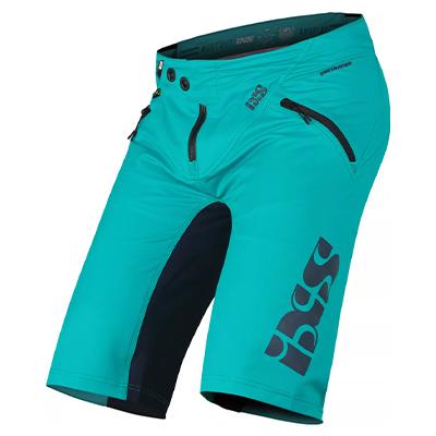 IXS Trigger Shorts Lagoon-Marine XL