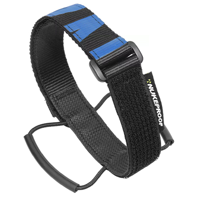 Nukeproof Horizon Enduro Strap Black Blue 60cm