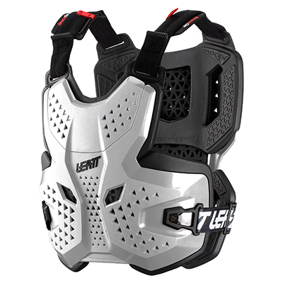 Leatt Chest Protector 3.5 White One Size