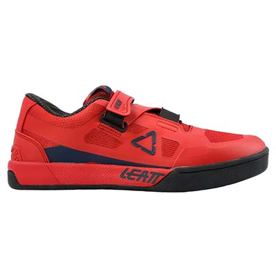 Leatt DBX 5.0 Clipless Shoes Chilli UK 11.5