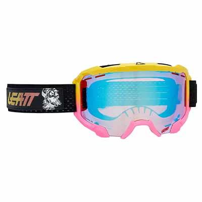 Leatt Velocity 4.0 MTB 80s Skull Goggles 2021