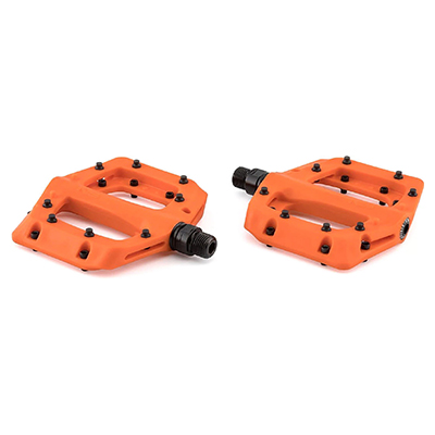 NS Bikes Bistro Pedals Orange