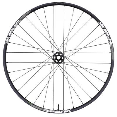 "Spank SPANK 350 Vibrocore™ Front Wheel Black 27.5"" (650b) 32H"
