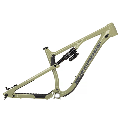 Nukeproof Reactor 275 Alloy Mountain Bike Frame 2021 Artichoke Green M