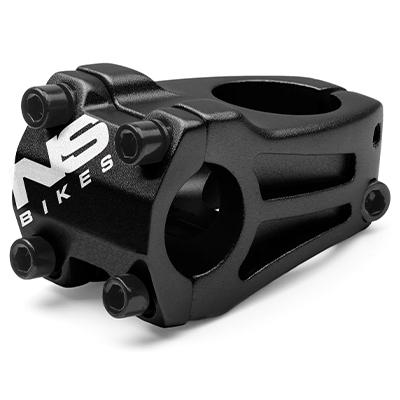 "NS Bikes Chemical Stem Black 40mm 25.4mm 1.1-8"""