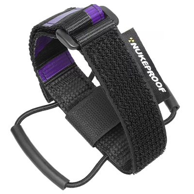 Nukeproof Horizon Enduro Strap Black Purple 38cm