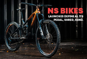 Presenting the new  Define AL 170 from NS Bikes