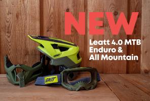 Leatt 4.0 MTB Enduro Helmet