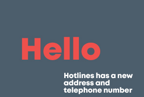 Hotlines Contacts Update