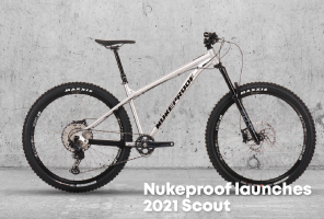 Nukeproof Launches 2021 Scout